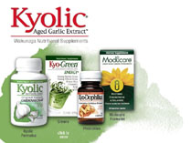 Kyolic Oderless Garlic